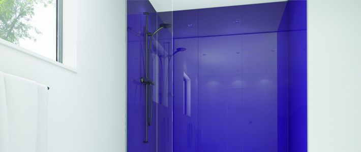 Shower Panels | Wickes.co.uk | SOLID SURFACES | Pinterest | Shower ...