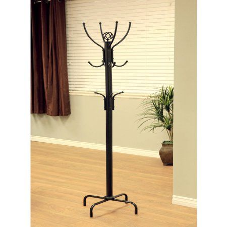 Hat Rack Walmart Unique Free Shipping On Orders Over $35Buy Home Craft Metal Coat Rack Decorating Design