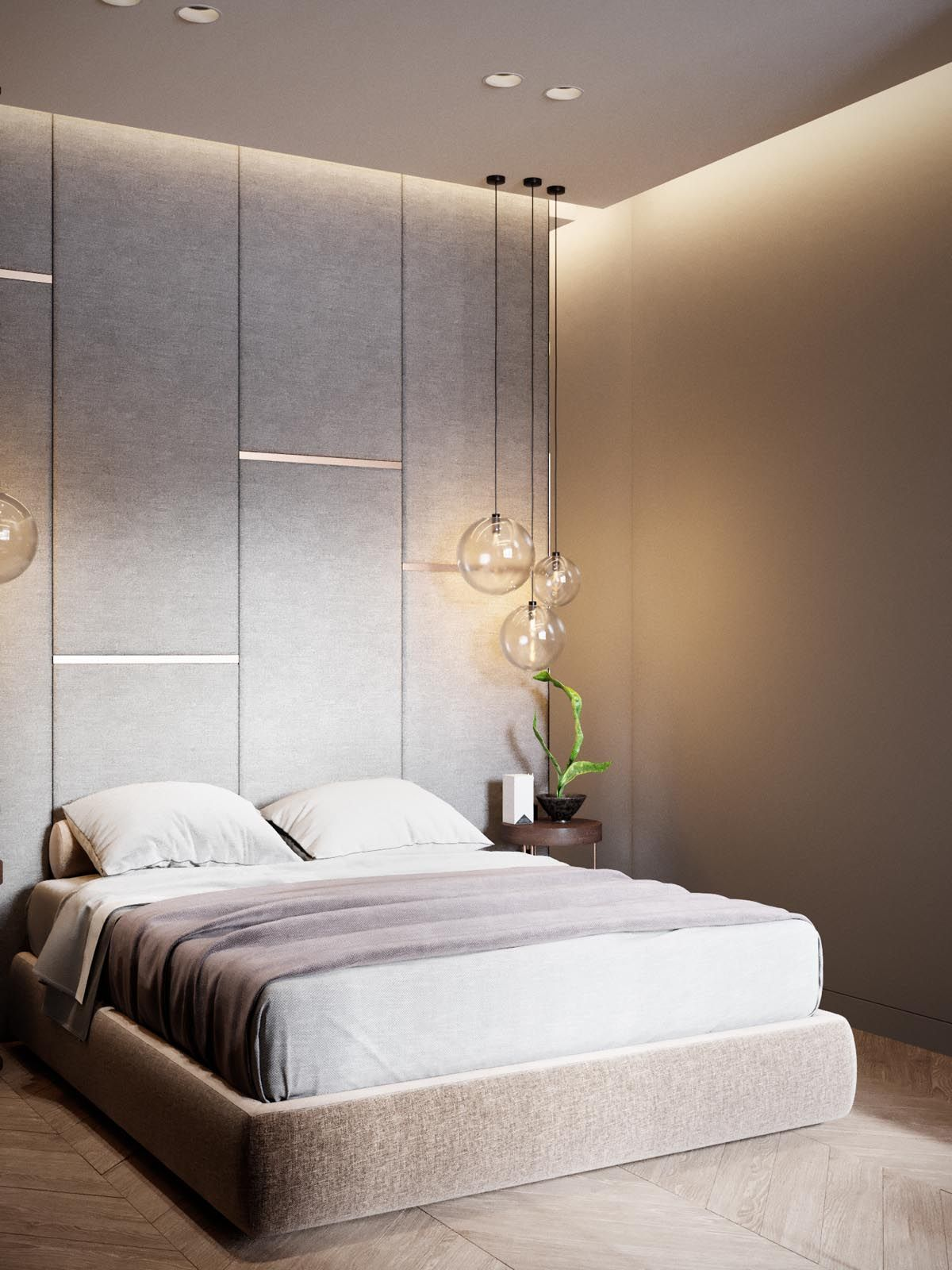 Home Design Under 60 Square Meters 3 Examples That Incorporate Luxury In Small Spaces Bedroom Decor Inspiration Home Decor College Apartment Decor Minimalist bedroom design meters