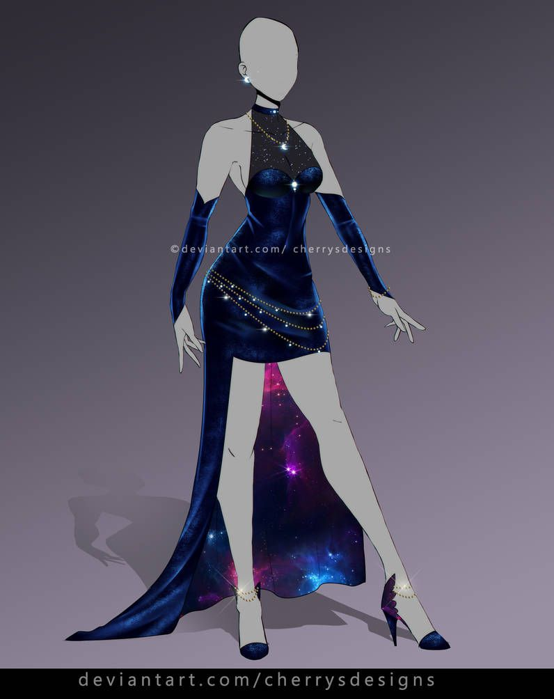 closed (24H AUCTION) - Outfit Adopt 903 by CherrysDesigns on DeviantArt