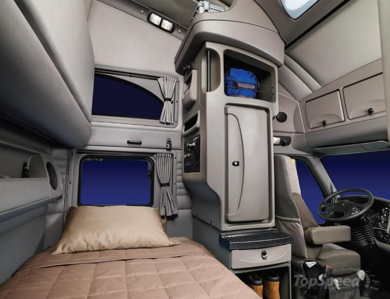 Kenworth trucks specifications prices pictures top speed emotion reality trucks for Volvo semi truck interior accessories