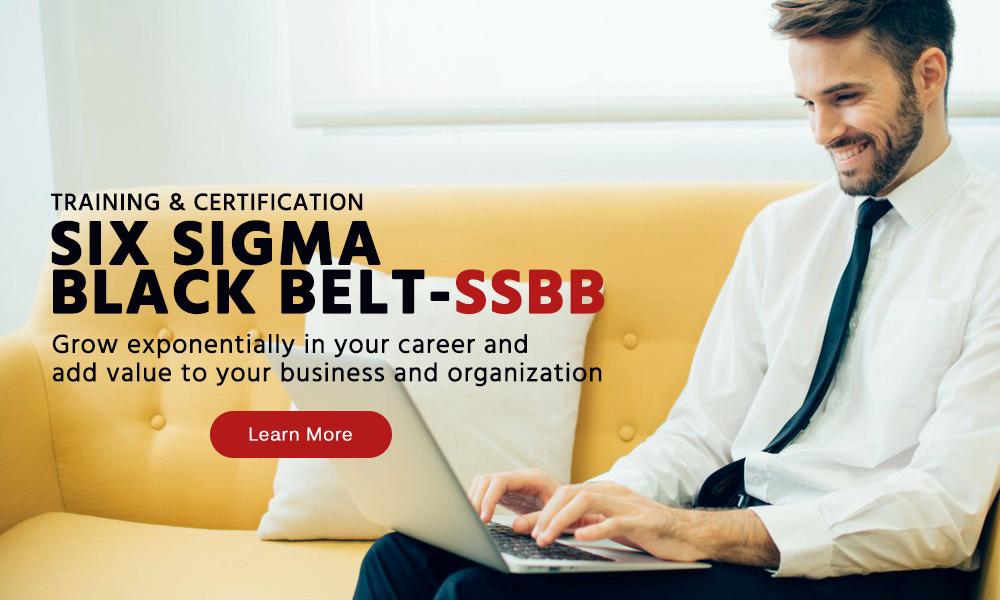 Ultimate Six Sigma Black Belt Certification Six Sigma