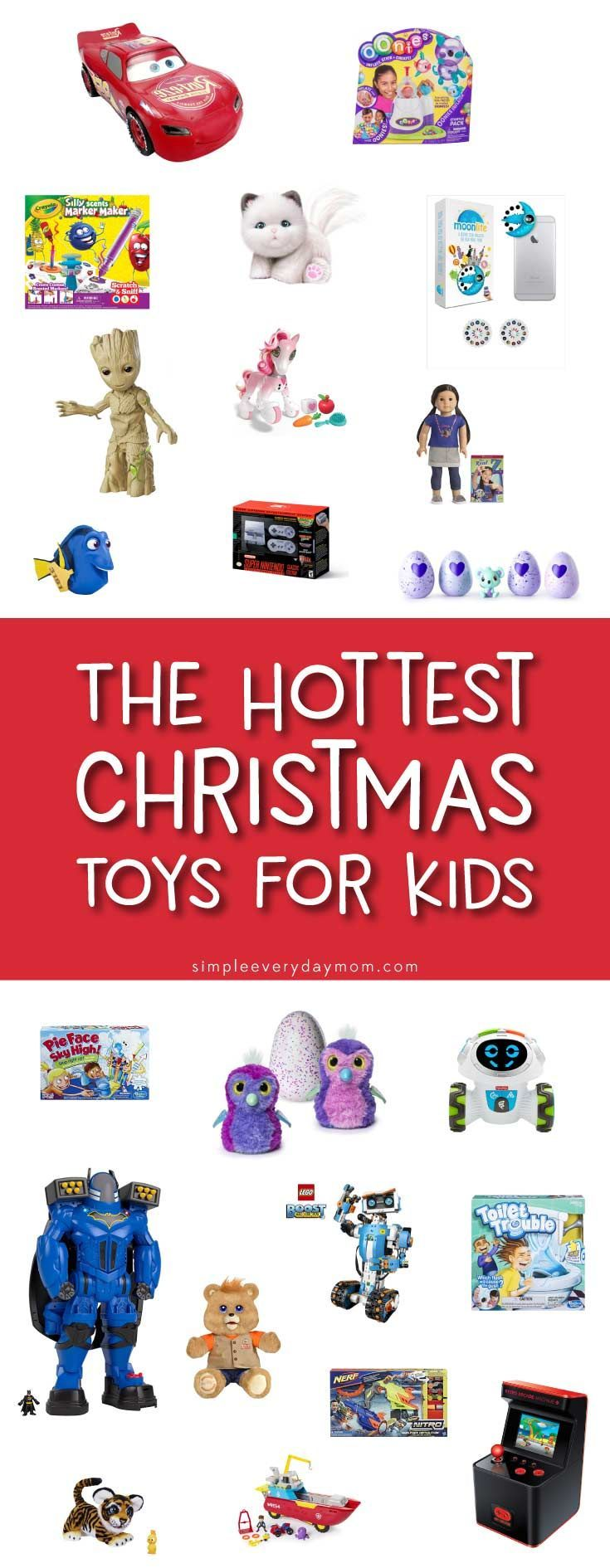 Most Popular Gifts This Christmas Part - 18: Find The Top Childrenu0027s Christmas Gifts In One Place With This Guide To The Most  Popular