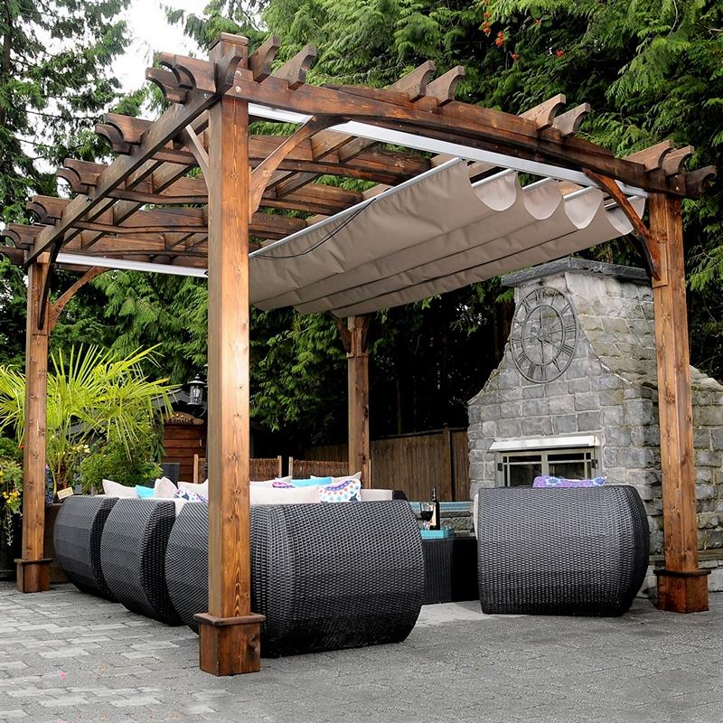 Stunning Ideas for Patio Garden Pergolas - Stunning Ideas For Patio Garden Pergolas Free Standing Pergola