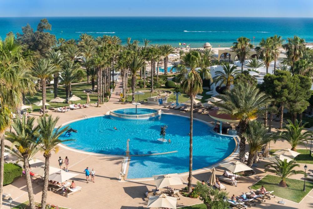 هتل استیجن برگر تونس Steigenberger Marhaba Thalasso Hotel Tunis In 2020 Tunisia Holiday Hotel Hammamet