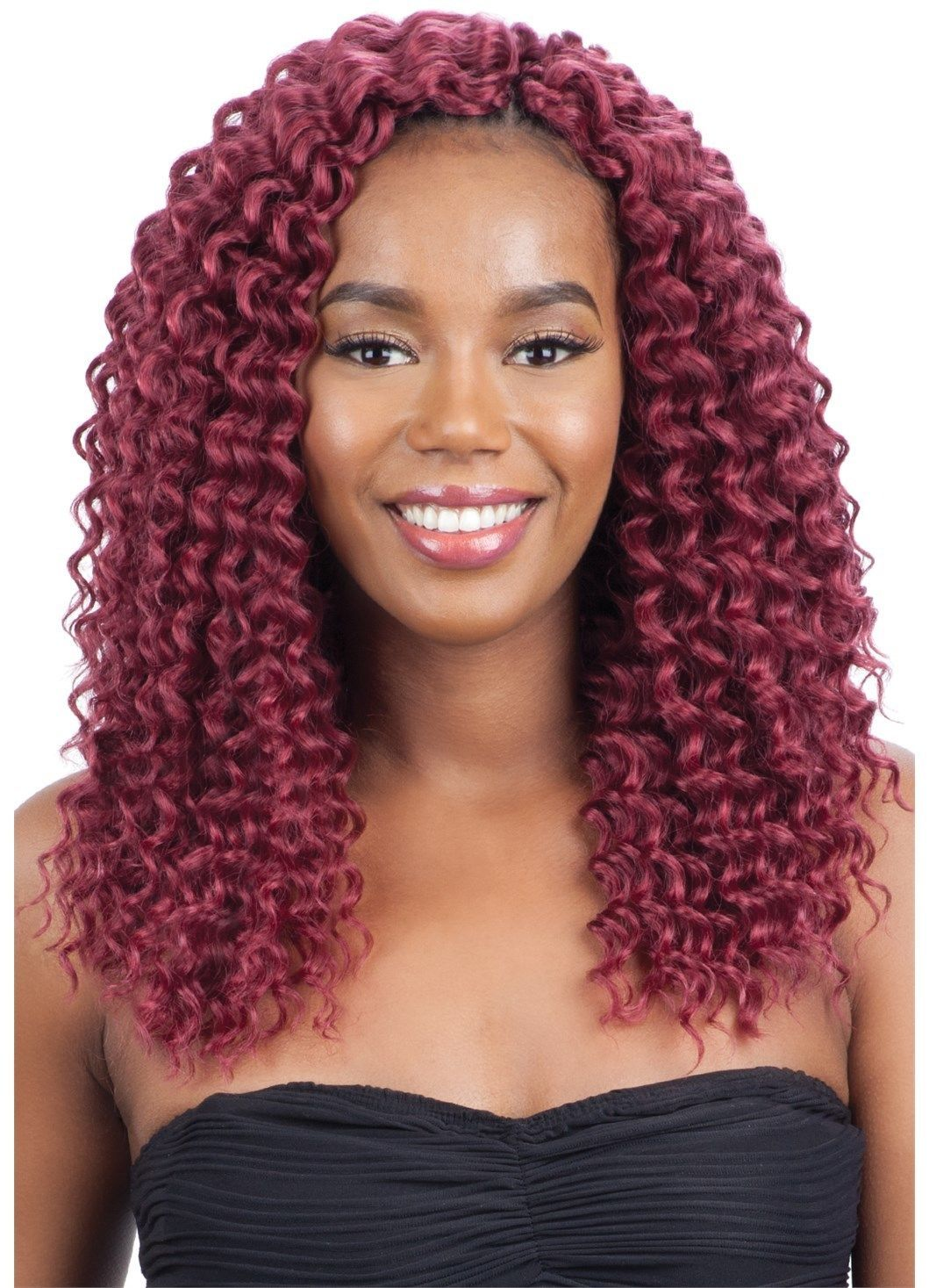 Bahama curl braid