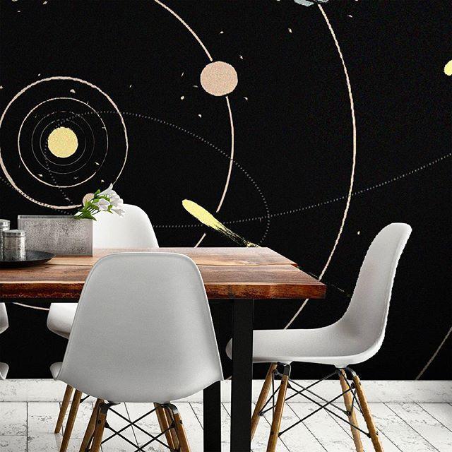 Instagram post by papermint décoration murale papermint paris