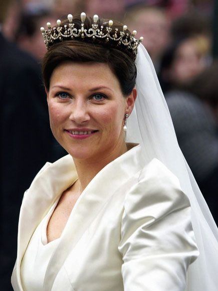 The Bride Wedding Of Princess Martha Louise Of Norway And Mr Ari Behn May 24th 2002 Fotos Fotoalbum Album