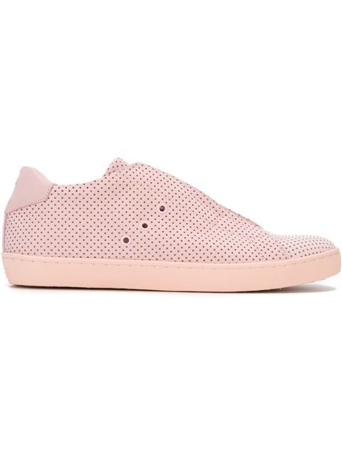 Shop Leather Crown perforated sneakers in Gigi Tropea from the world's best independent boutiques at farfetch.com. Shop 400 boutiques at one address.