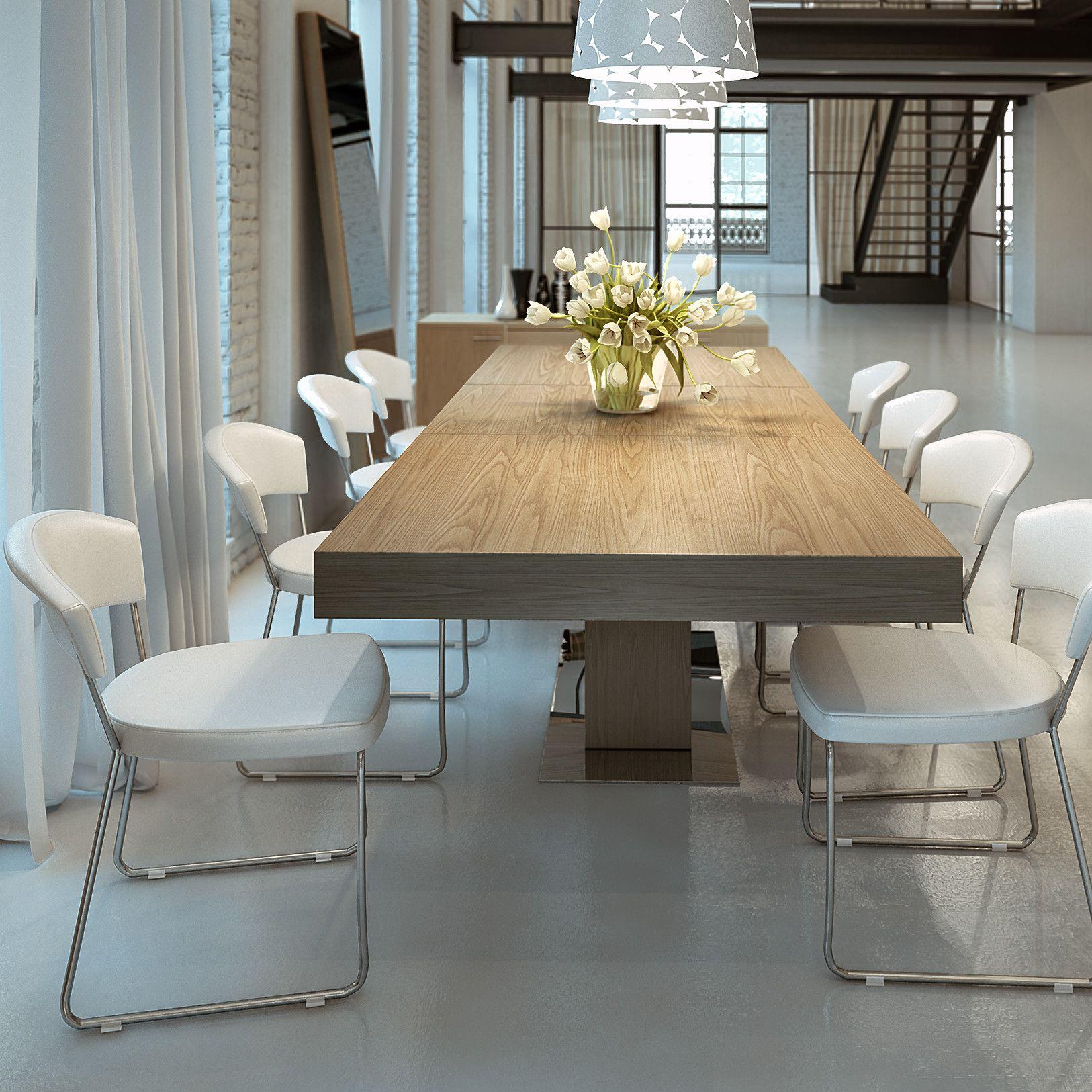 Modloft Astor Dining Table Base I have this base in black granite