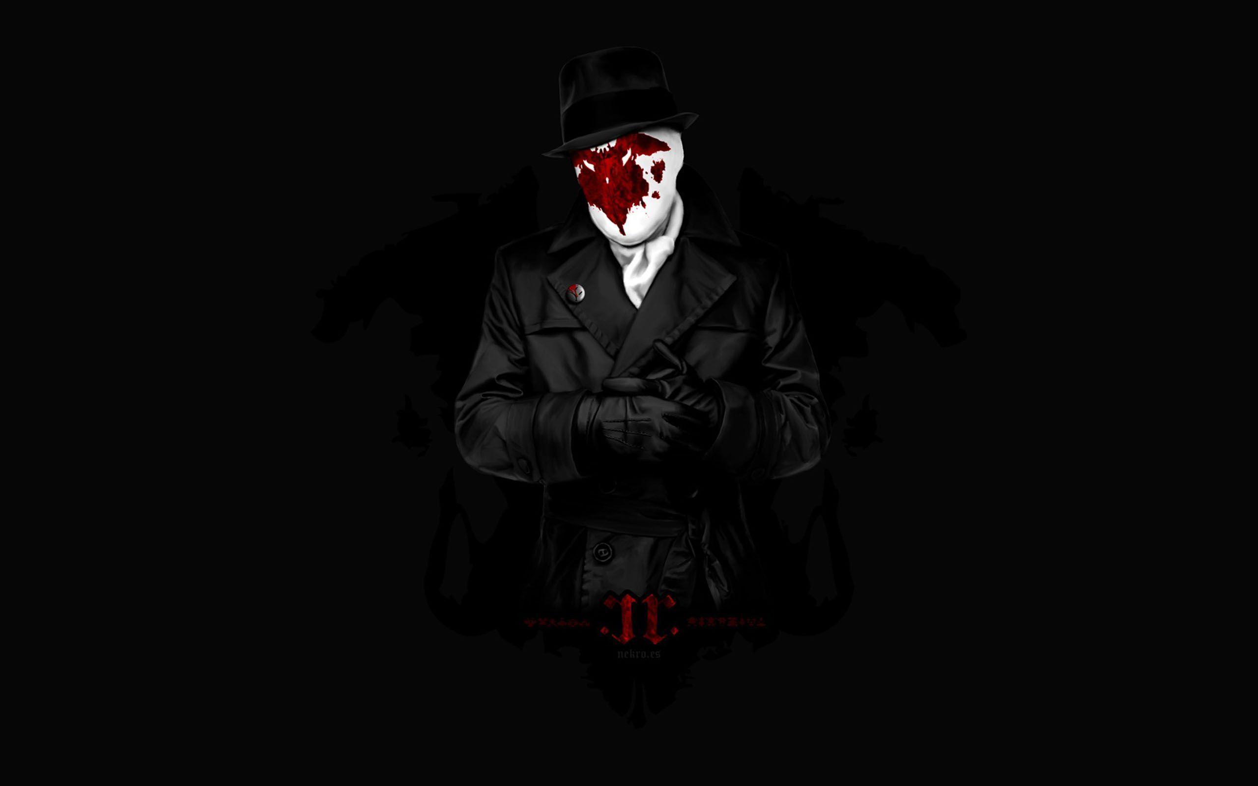 Watchmen Rorschach Wallpaper Buscar Con Google Rorschach Watchmen Rorschach Watchmen