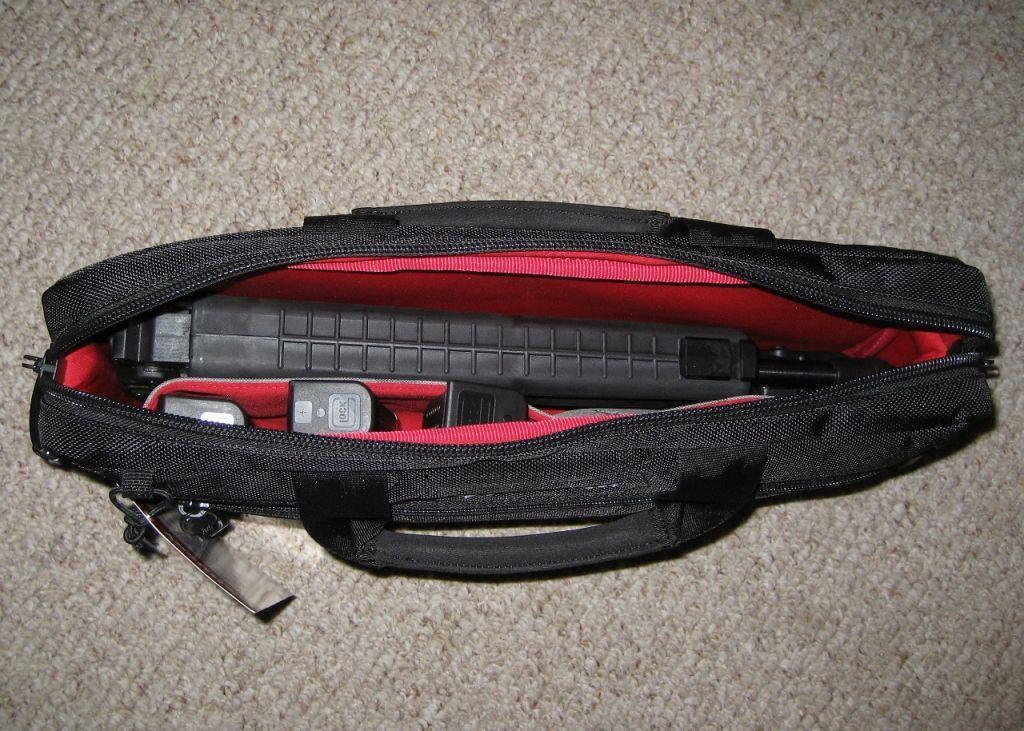 Husky 16 in Briefcase