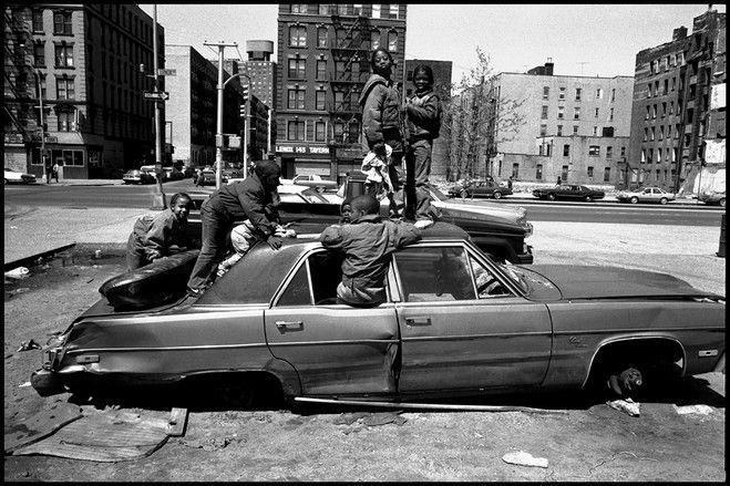 Magnum in Harlem \u2014 Exposition collective \u2014 MAC \u2014 Créteil Maison des