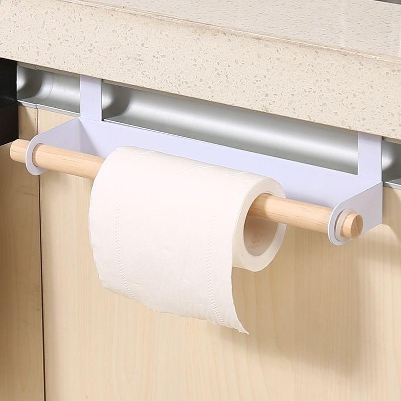 1 stücke Mehrzweckeisen Küchenschrank Tür Zurück Handtuchhalter - tür für küchenschrank