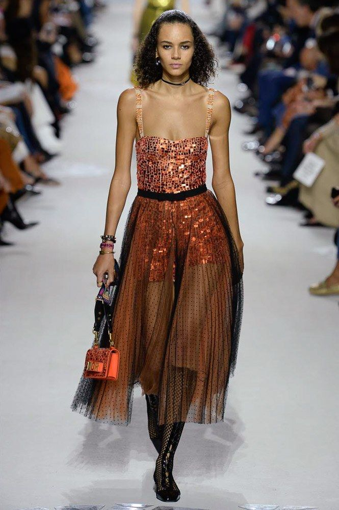 da77a67766 See the complete Christian Dior Spring 2018 Ready-to-Wear collection.