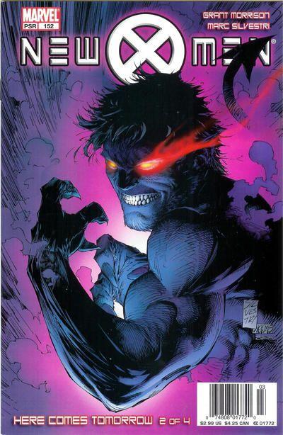 Marvel Comics New X Men E Is For Extinction Trade Paperback Book 1 Grant Morrison Frank Quitely Charles Xavier Mutant School Grant Morrison X Men Comics