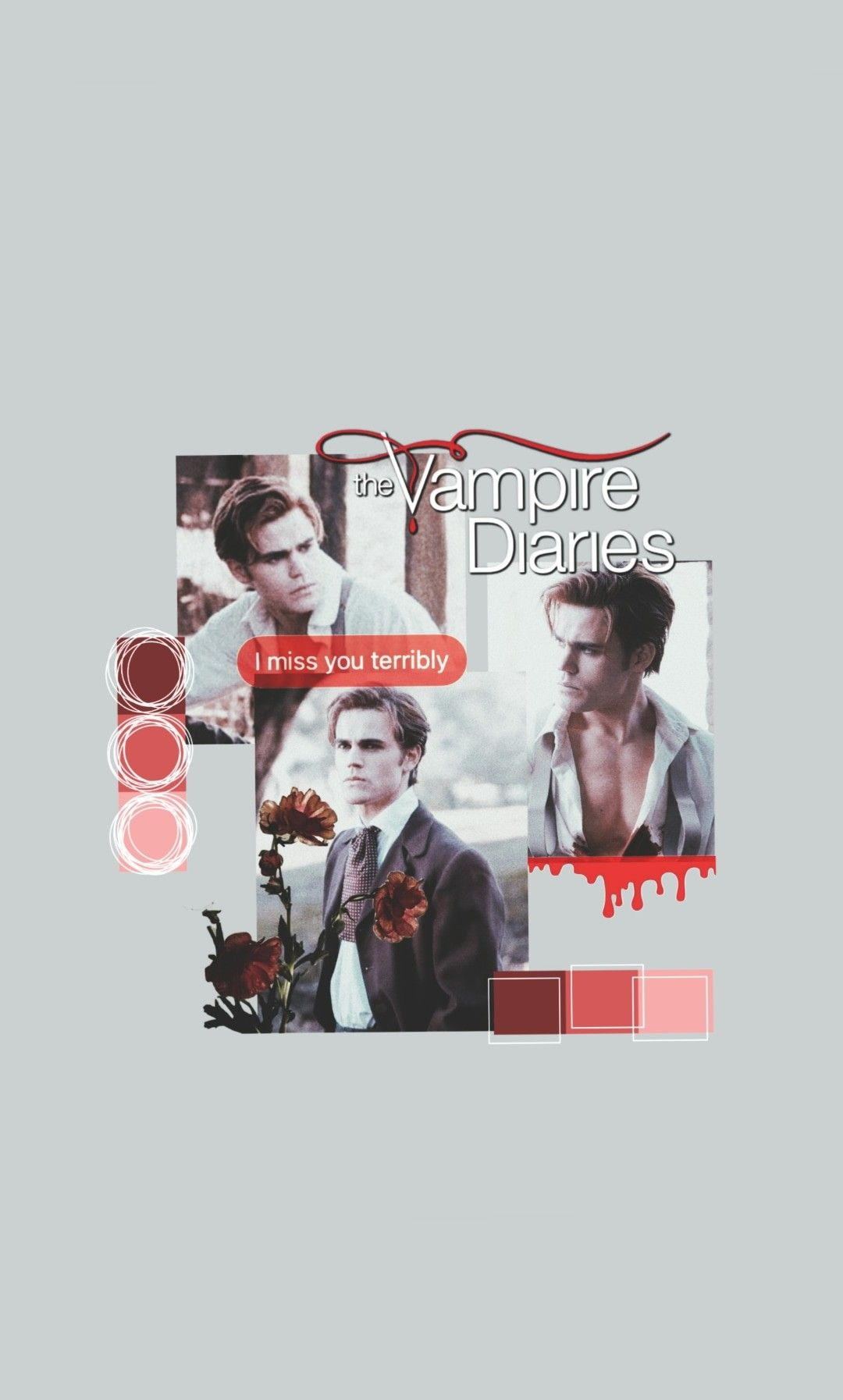 The Vampire Diaries Aesthetic Wallpaper Damon Salvatore Vampire Diaries Paul Wesley Vampire Diaries Vampire Diaries Wallpaper
