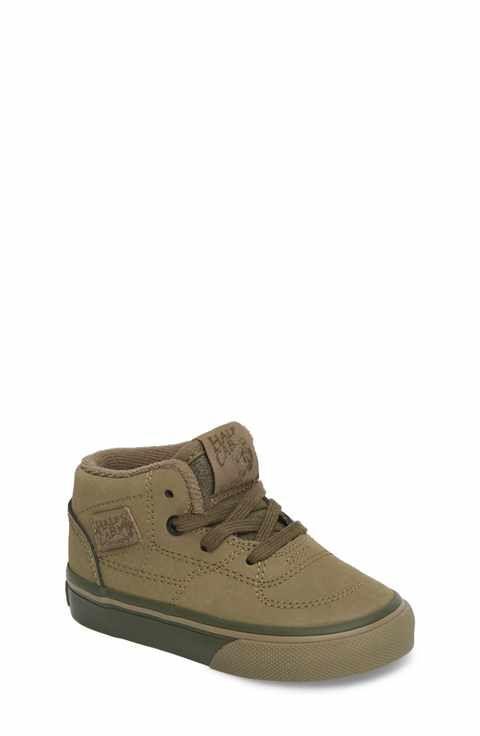 bd442a94f798d Vans Half Cab Sneaker (Baby, Walker & Toddler) | Little Ones | Bebe ...