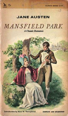 """Résultat de recherche d'images pour """"mansfield park livre"""""""