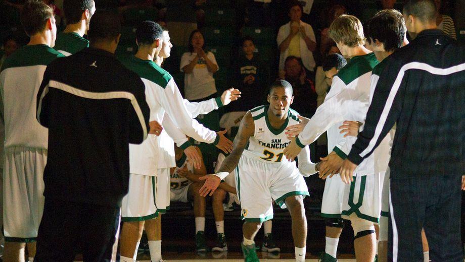 Usf Dons Men S Basketball Mens Basketball San Francisco Basketball Men