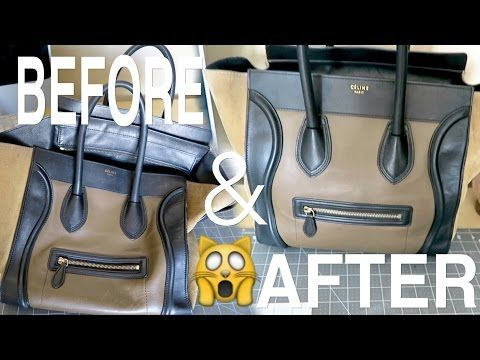 10 Lets Fix My Celine Bag Ep 1 How To Remove