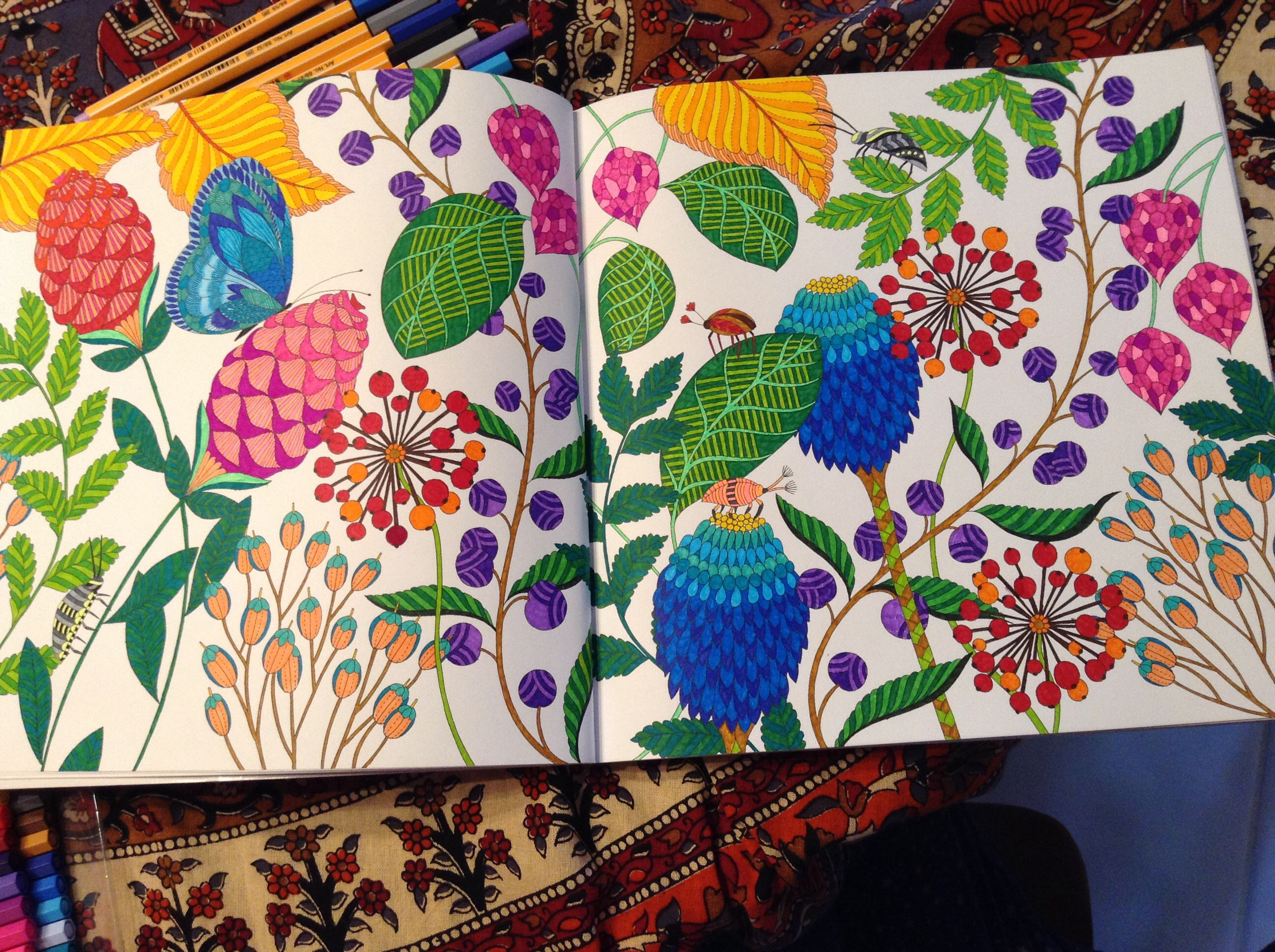 Tropical World Coloring Book Millie Marotta Tropical Wonderland Millie Marotta Coloring Book Millie Marotta Tropical