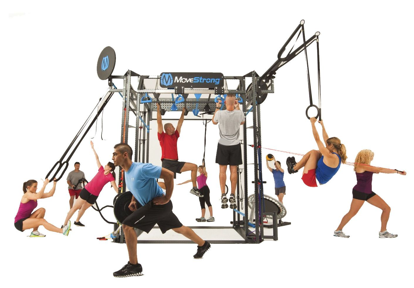 All In One Fitness Training Lab, 2317 Santa Clara Ave * Premier training destination and gym facility.