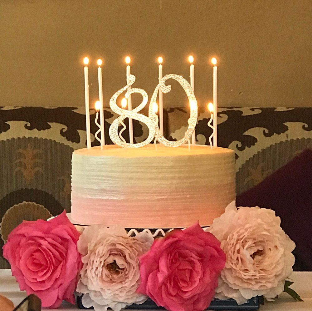 Image result for 80th birthday cakes for mom 80 birthday