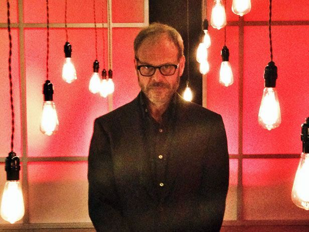 A Day in the Life of Alton Brown (from Start to Finish on #CutthroatKitchen)