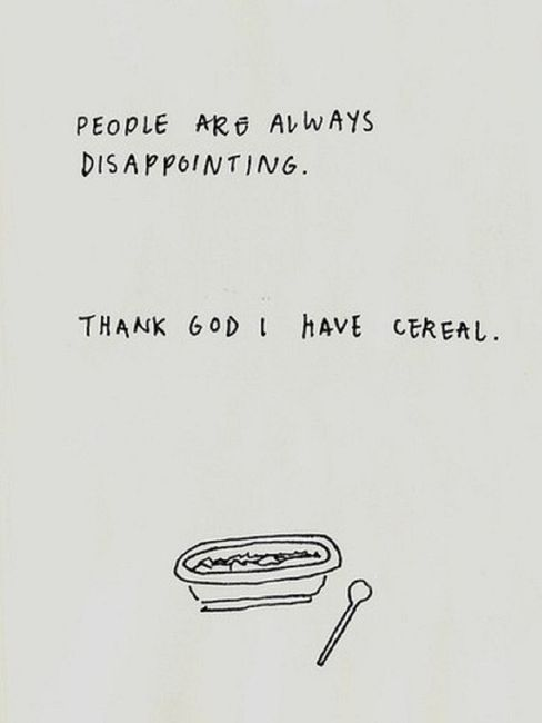 cereal won't let you down.