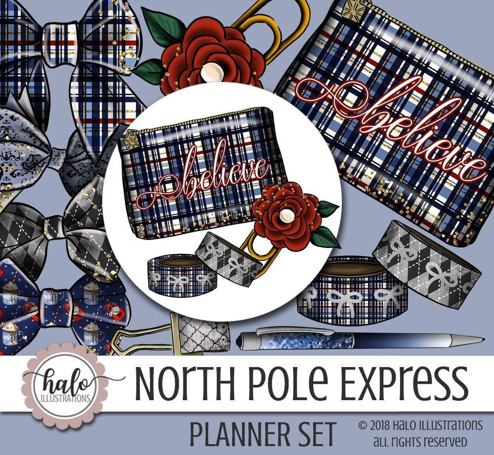 planner sticker clipart commercial clipart winter clipart polar train clipart winter clipart christmas clipart santa clipart believe by  [ 1000 x 921 Pixel ]
