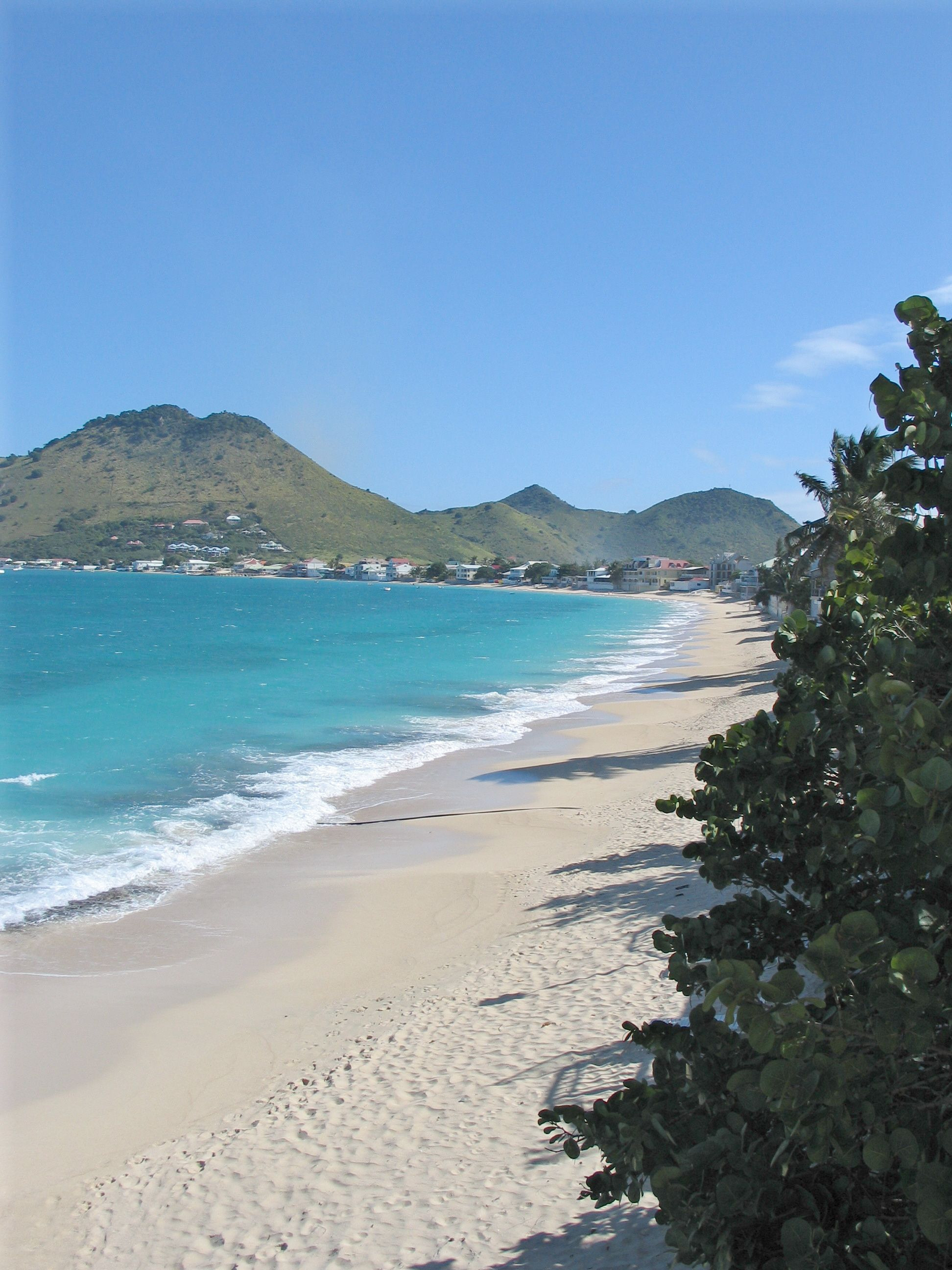 Grand Case Bay Saint Martin  CaribbeanEntrepreneur