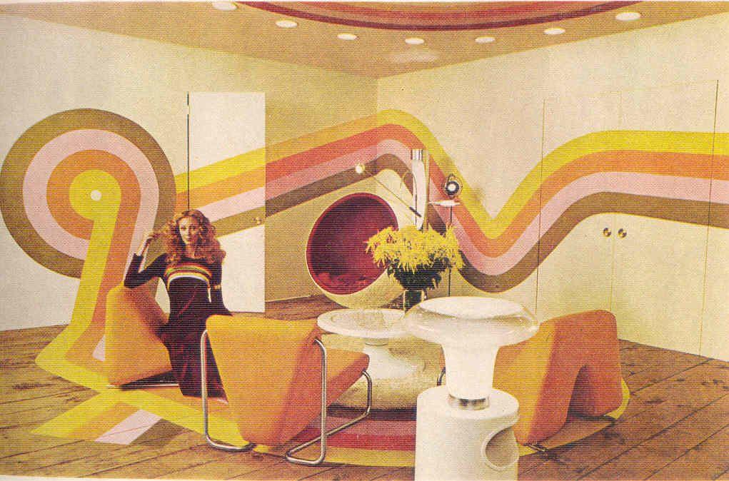 Mid Century Modern Eclectic Bedroom