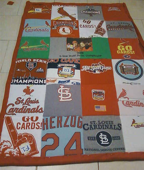 I need to do this.  PERSONALIZED  QUILT from tshirts and uniforms.  Any suggestions for good ones?