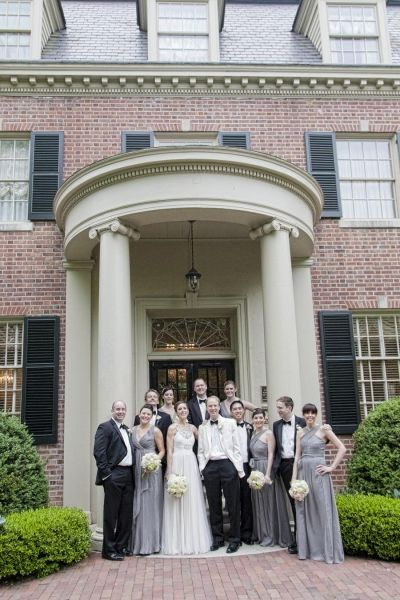 North Carolina Wedding at The Carolina Inn