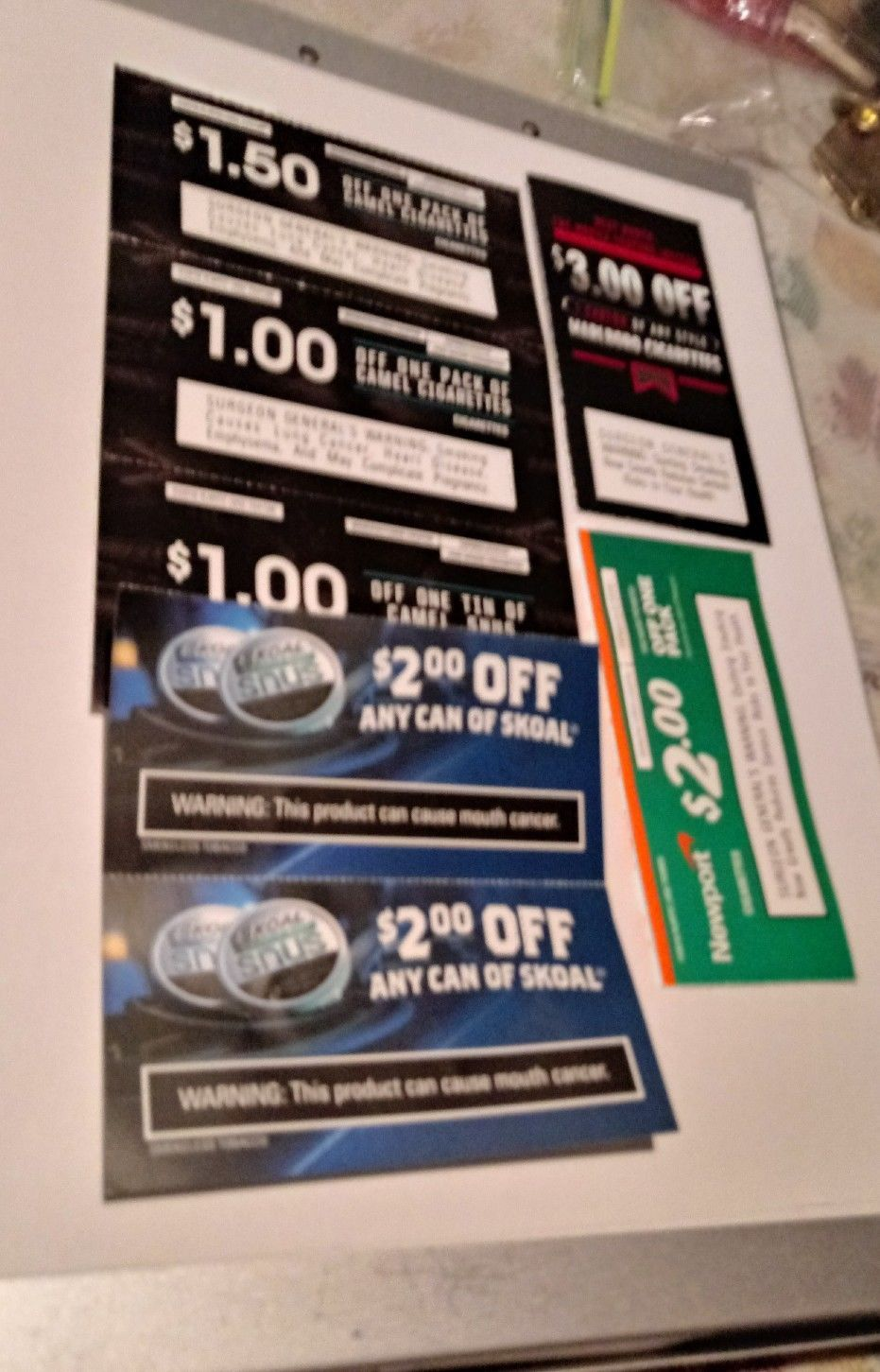 photograph regarding Skoal Coupons Printable known as Marlboro cigarette coupon codes (#183576543873) - Present Playing cards
