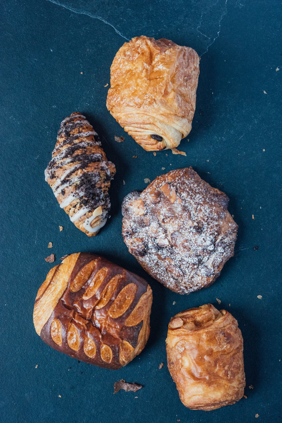 A French Person's Quest To Find The Best Chocolate Croissant In NYC