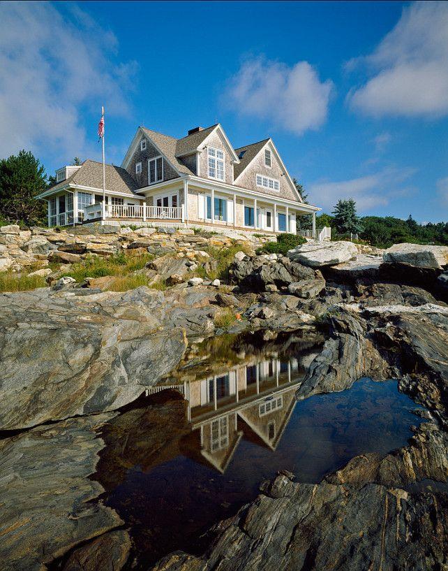 New England Home | Dream home | Pinterest