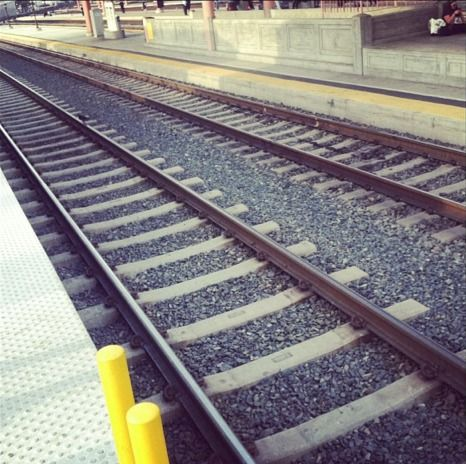 Gold Line Union Station Los Angeles To Pasadena Ca With Images Instagram Union Station