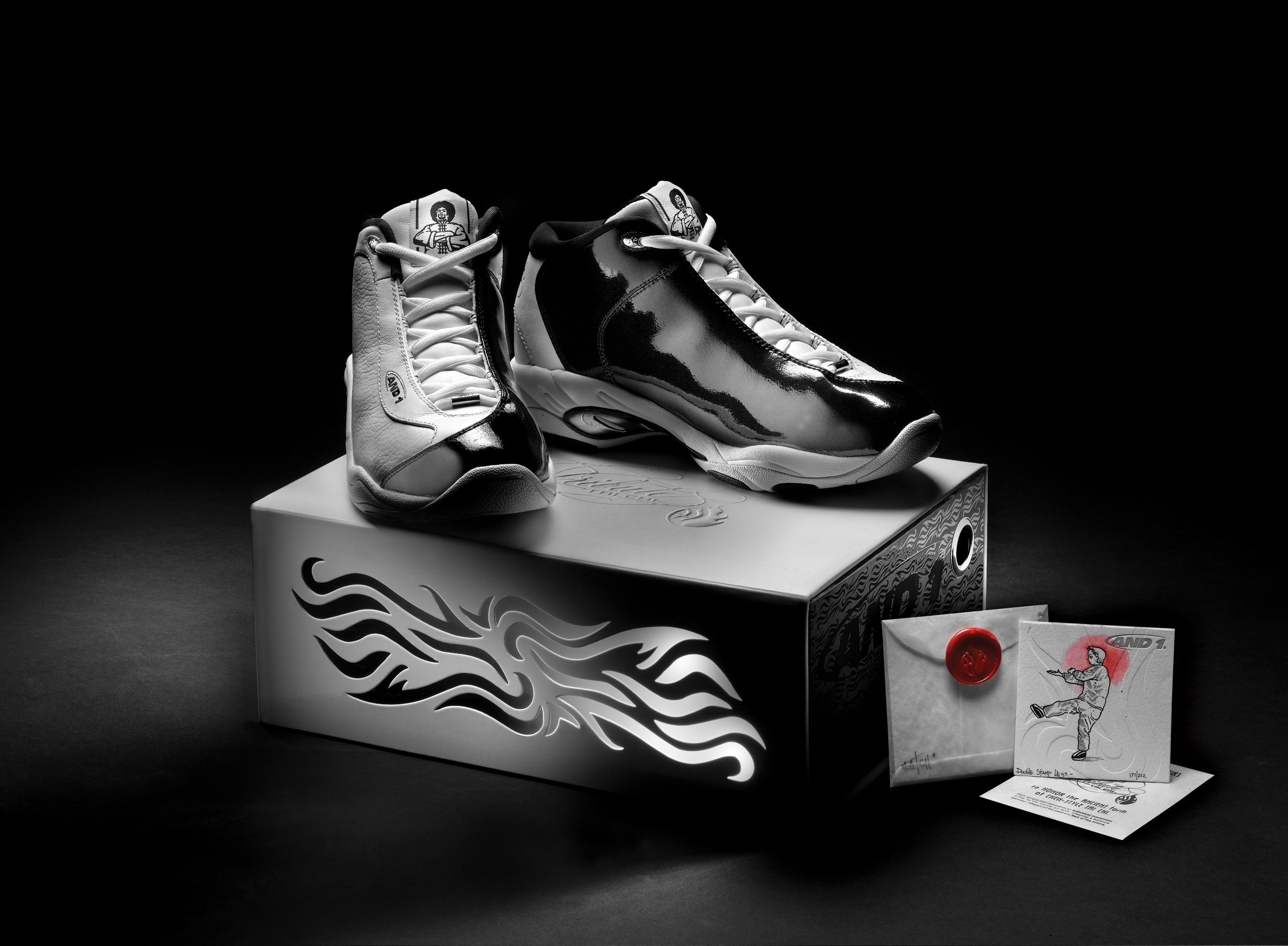 AND 1 Tai Chi Tribute (212 Pair Limited Edition Run) - www