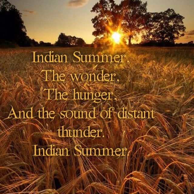 Summer Come Back Quotes: Indian Summer Brooks & Dunn