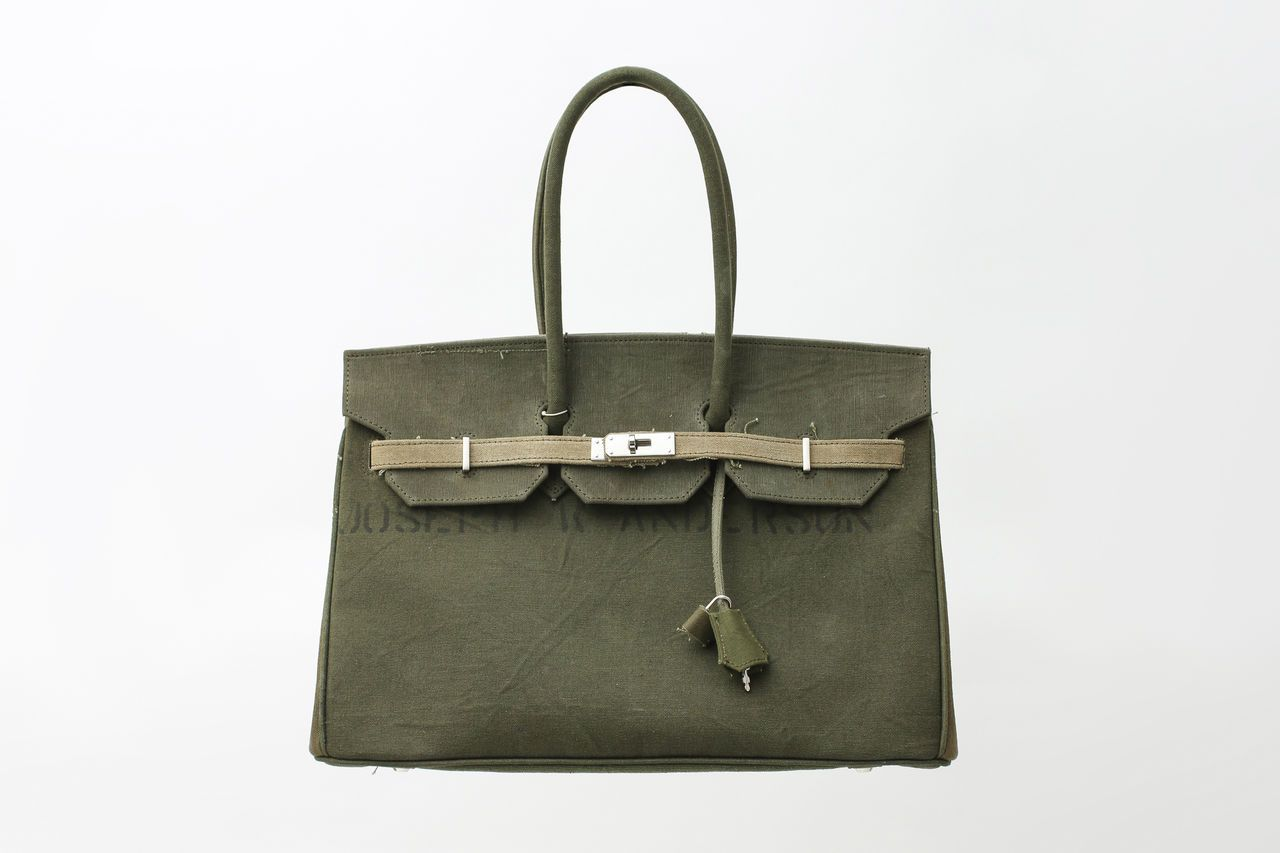 956d937d7f Ready Made / VINTAGE COTTON TRAVEL BAG | Handbags | Bags, Birkin ...