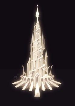 Ivory Tower By Mateusboga Ilustradores Historia Sem Fim Desenhos