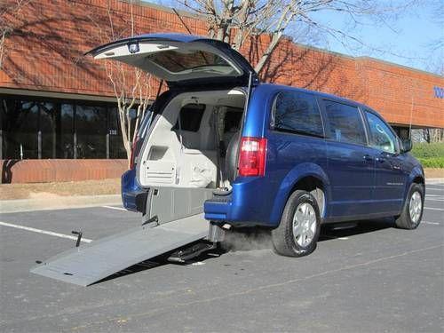 Wheelchair Van Van For Sale Vans Grand Caravan