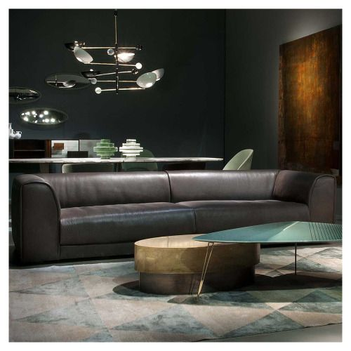 Styletaboo Draga E Aurel Loren Small Tables Sofa For Baxter