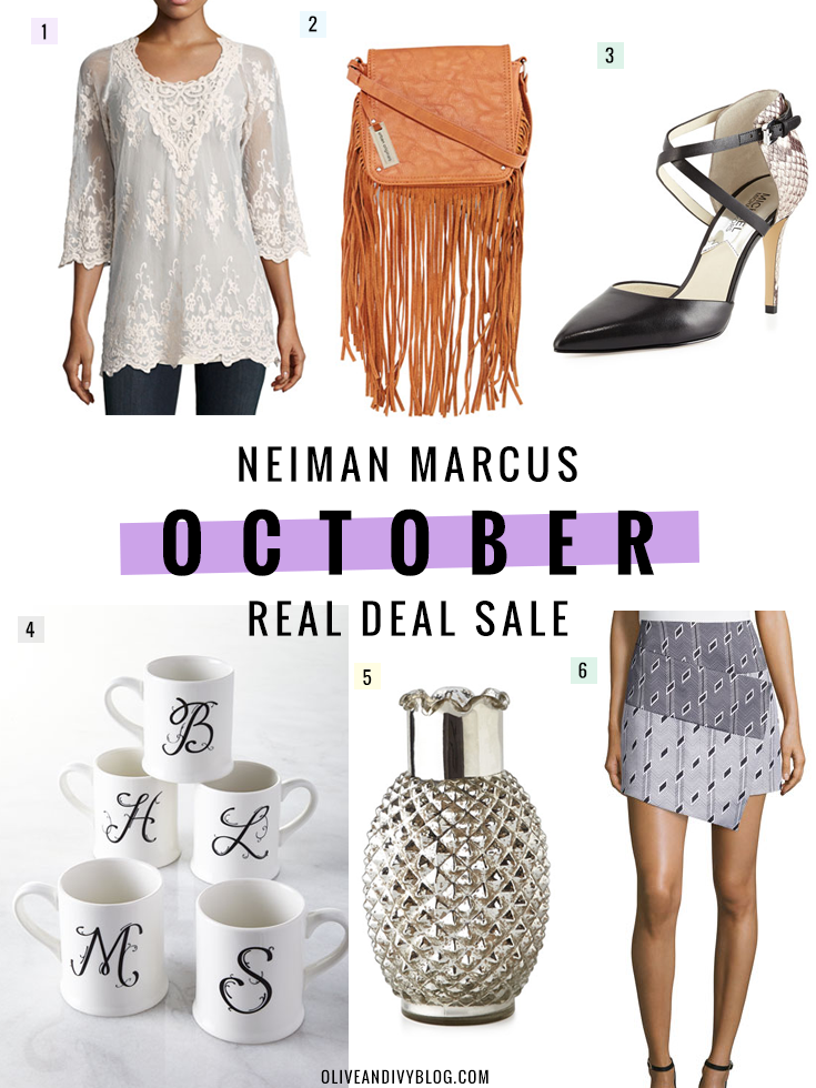 Neiman Marcus sale picks #ad | oliveandivyblog.com