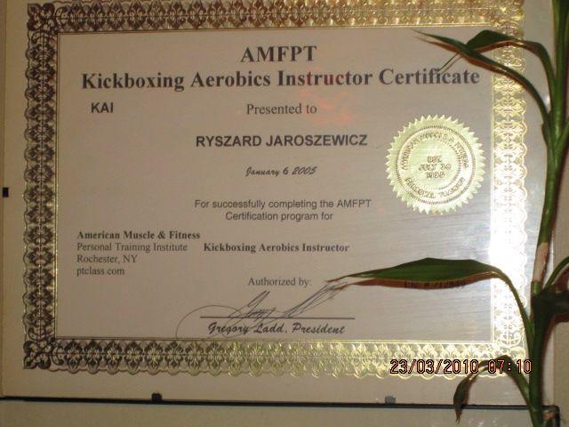 amfpt Pin by Ryszard Jaroszewicz on KARATE --- KICKBOXING PERSONAL TRAINER ...
