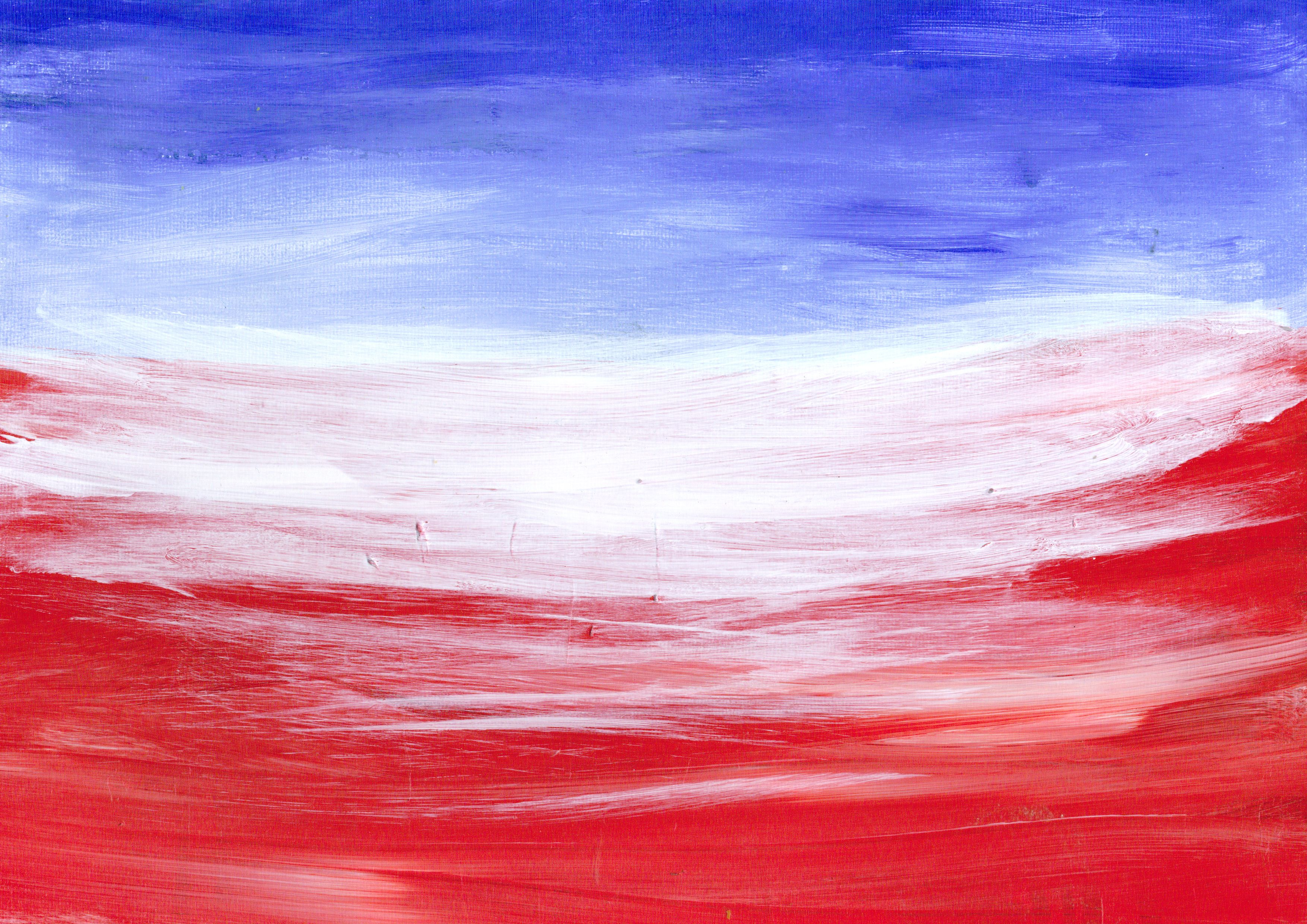 red, white and blue art - Google Search | Art - Abstract ...