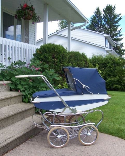 Peg Perego Stroller Vintage Lloyd Of Orillia On Canada Retrovagnar Vintage Prams