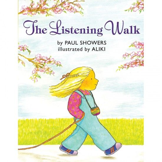 The Listening Walk With Images Elementary Music